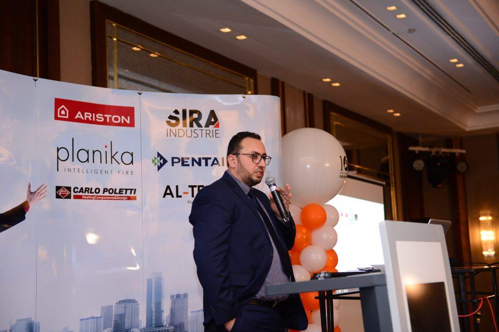 Mr. Belal Marzouk, International Sales Director SERA GROUP